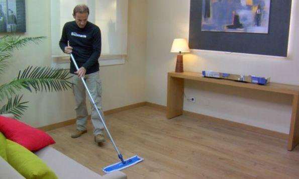 Mantenimiento de pisos laminados pulido de pisos acme for Como limpiar pisos de marmol